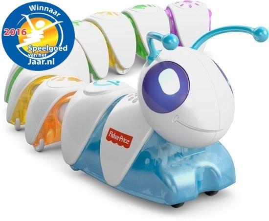 Fisher Price Co de Rups activity speelgoed 9 delig