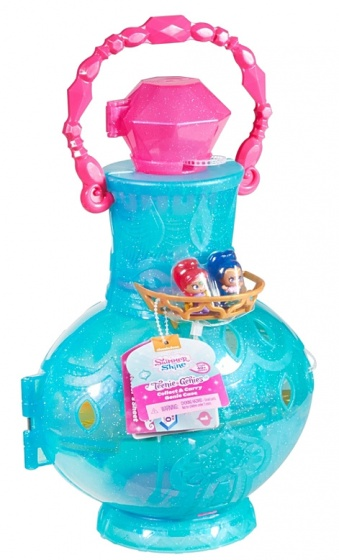 Fisher Price Collect & Carry Genie opbergfles 20 cm