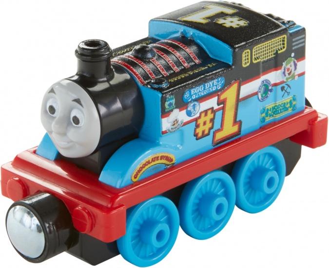 Fisher Price Die cast vehicle Thomas: Racing Thomas
