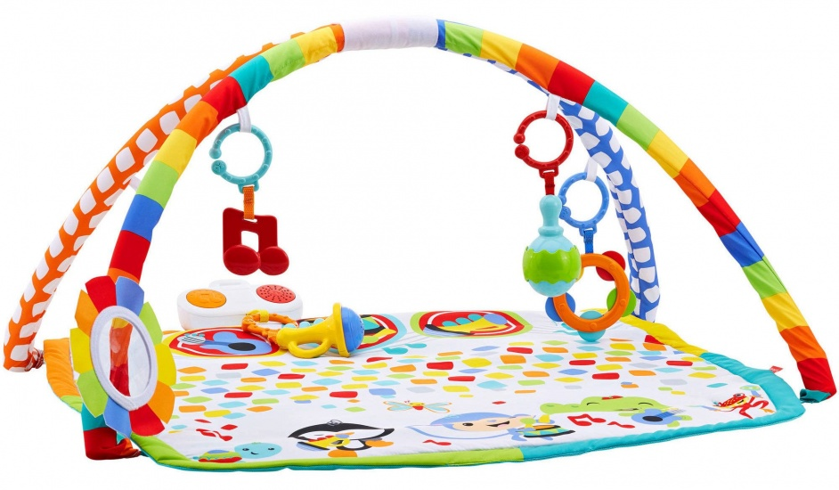 Fisher Price Gym Jam and Play