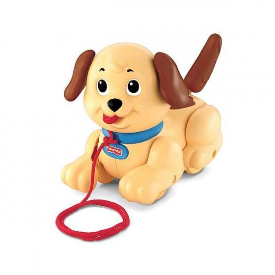 Fisher Price Kleine Snoopy interactieve puppy kunststof