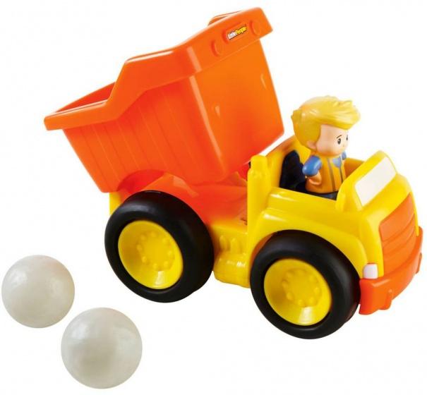 Fisher Price Little People kiepauto kunststof 20 cm