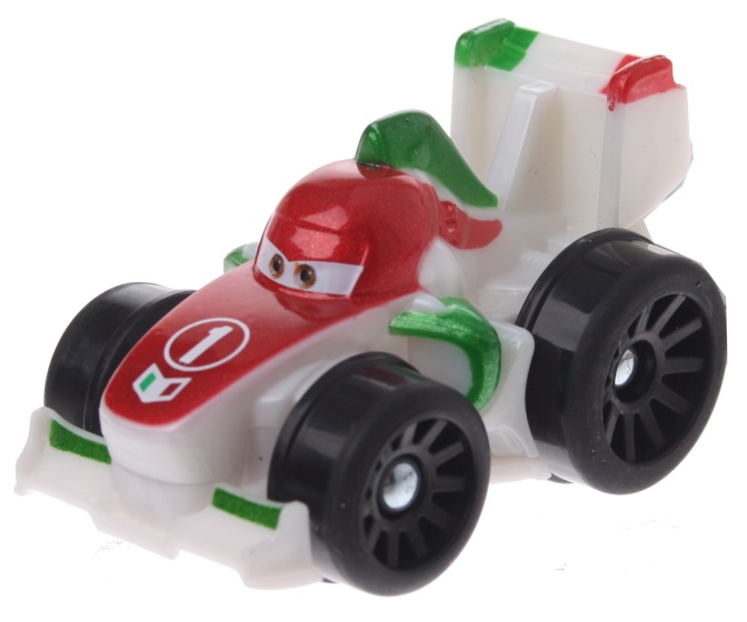 Fisher Price Little People Wheelies Cars Francesco Bernoulli