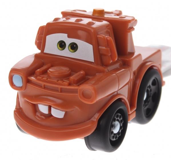 Fisher Price Little People Wheelies Cars Takel bruin 6 cm