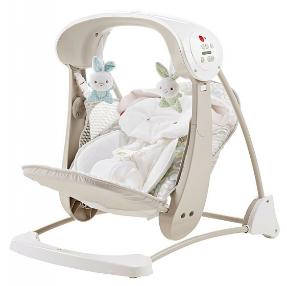 Fisher Price Luxe meeneemschommel