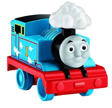 Fisher Price Thomas & Friends locomotief Thomas 13 cm