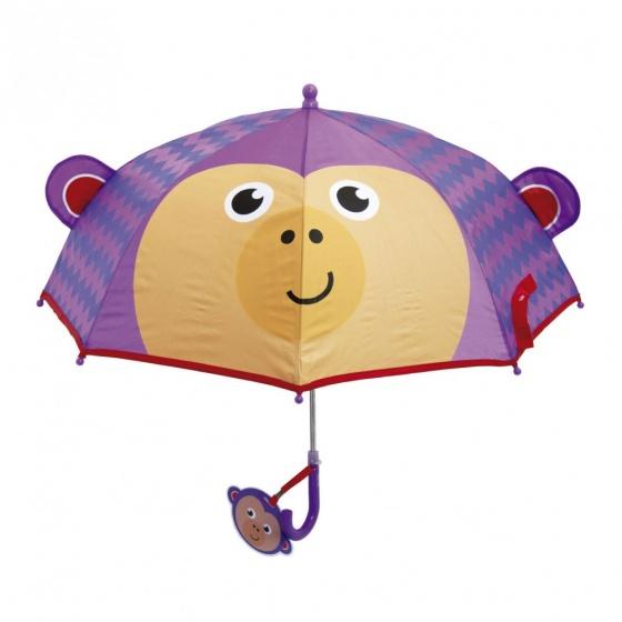 Fisher Price paraplu Aap paars 80 cm