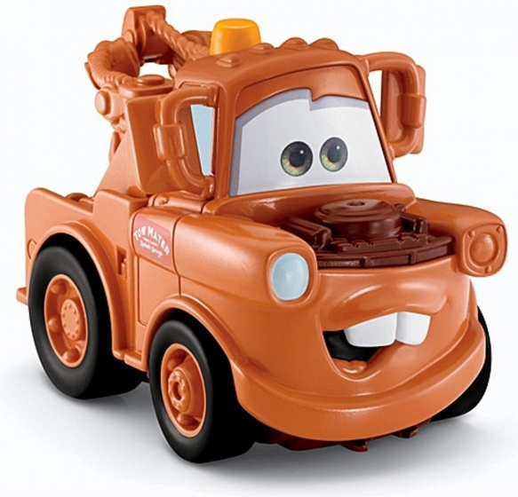 Fisher Price Shake 'n Go Cars Mater auto 11 cm