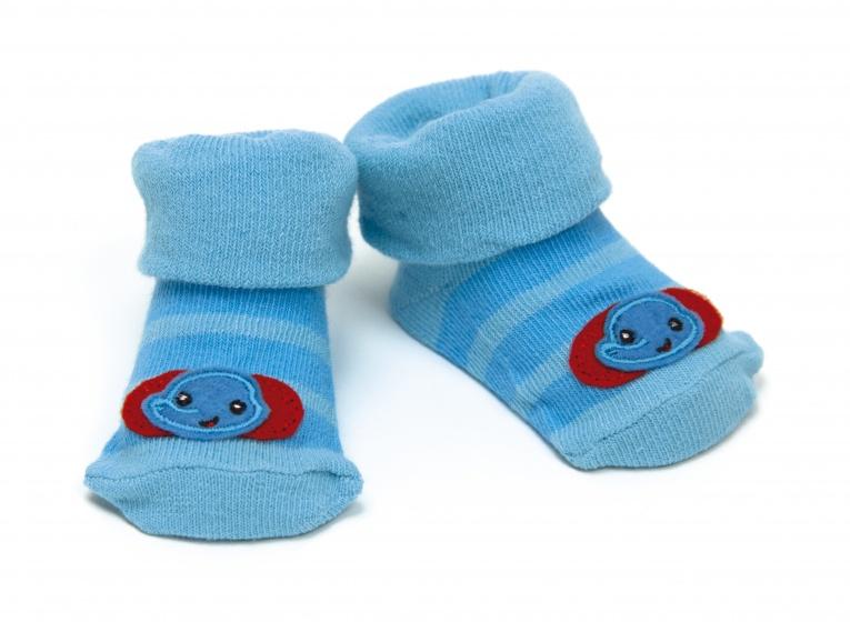 Fisher Price sokken olifant blauw 0 6 maanden kopen