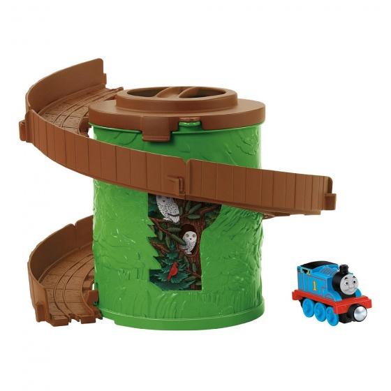 Fisher Price Take n Play Spiral Tower lanceerbaan groen