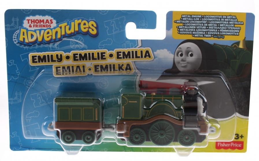 - Fisher Price Thomas Adventures locomotief Emily 8 cm
