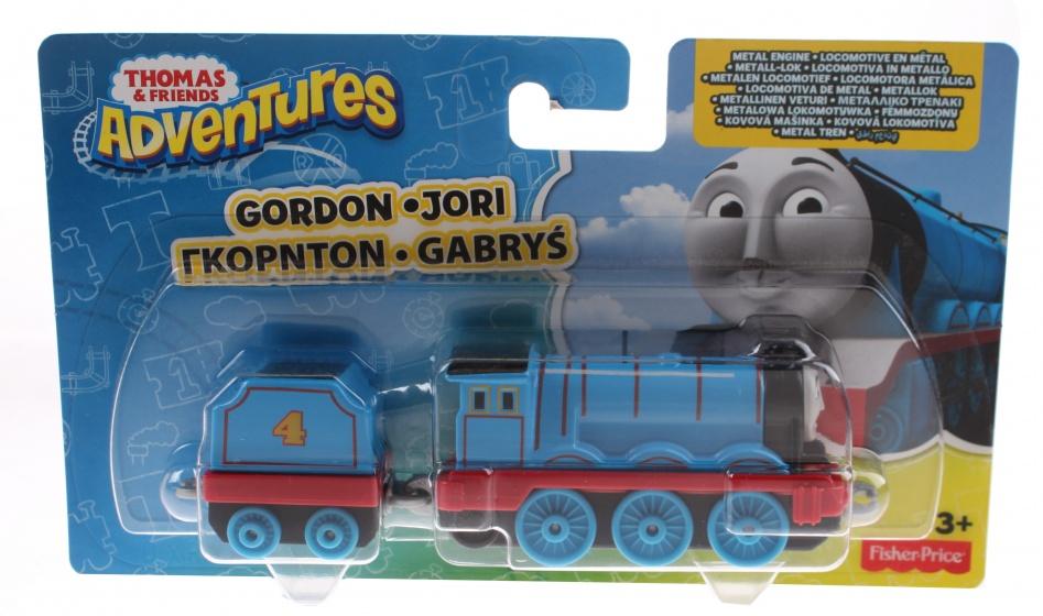 - Fisher Price Thomas Adventures locomotief Gordon 8 cm