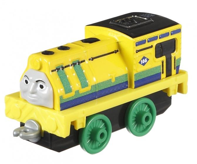 Fisher Price Thomas Adventures locomotief Racende Raul 8 cm