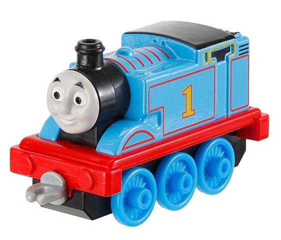 Fisher Price Thomas Adventures Thomas locomotief 8 cm