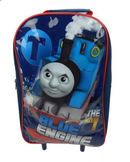 Thomas de Trein Trolley 28 x 41 x 11 cm blauw
