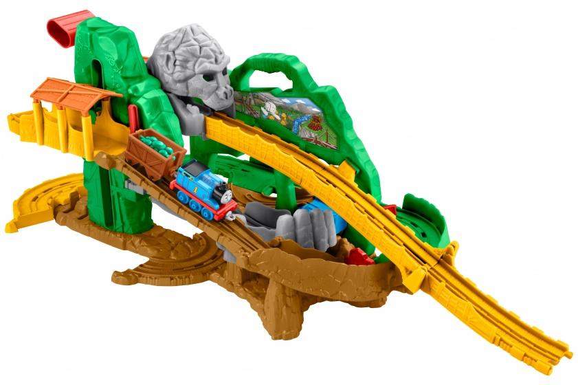 Fisher Price Thomas & Friends Adventures Jungle Avontuur