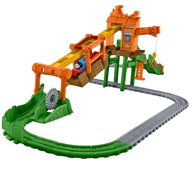 Fisher Price Thomas & Friends Misty Eiland kabelbaan