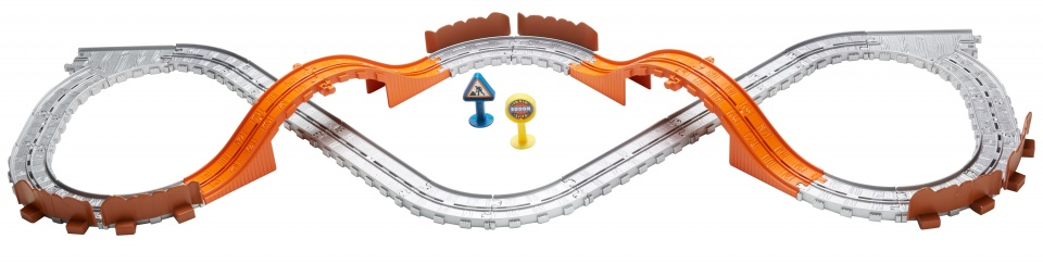 Fisher Price Thomas & Friends Adventures treinrails 26 delig