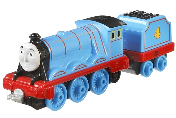 Fisher Price Thomas & Friends locomotief Gordon 14 cm