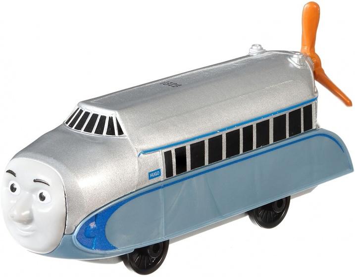 Fisher Price Thomas & Friends locomotief Hugo 14 cm