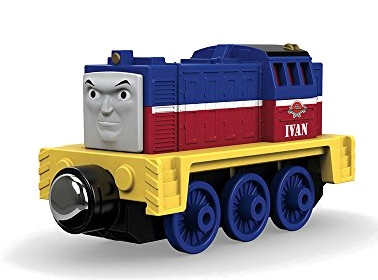 Fisher Price Thomas & Friends Take n Play racende Ivan 7 cm