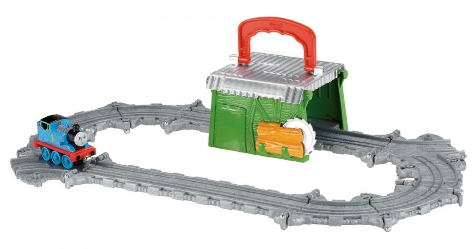 Fisher Price Thomas & Friends Take n Play Sodor Lumber Company