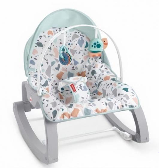 Fisher Price wipstoel Deluxe Baby to Toddler Rocker