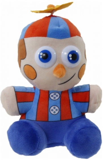 Five Nights at Freddy's pluchen pop Balloon Boy blauw 24 cm