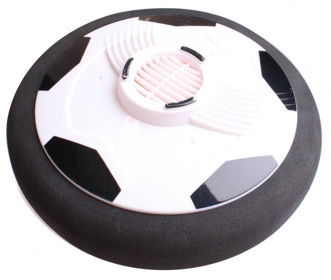 Ya Shun hover bal 18 cm wit/zwart