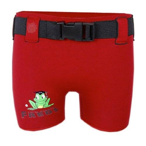 Freds Swim Academy zwembroek neopreen trunk maat 92 rood