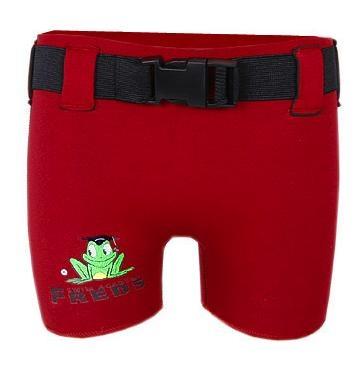 Freds Swim Academy zwembroek neopreen trunk maat 68 rood