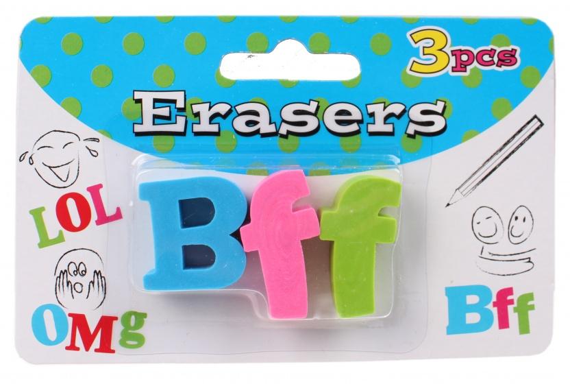 Free and Easy gummen BFF 3 delig kopen