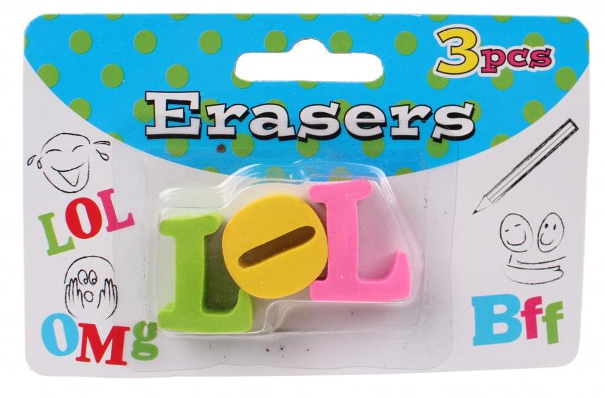 Free and Easy gummen LOL 3 delig kopen