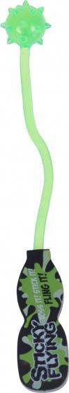 Free and Easy kleverige strijdvlegel 10 cm groen