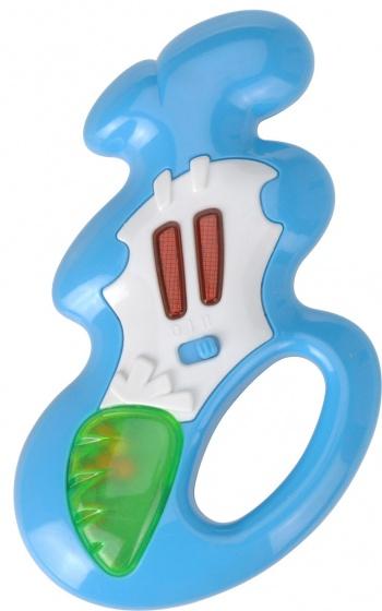 Free and Easy muziekinstrument baby blauw