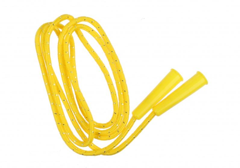 Free and Easy Springtouw geel 2,10 m kopen