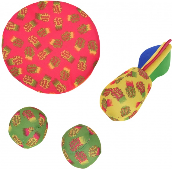 Free and Easy strandspeelgoed 4 stuks