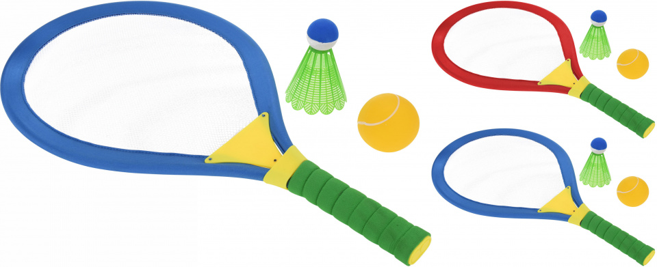 Free and Easy tennis set XL