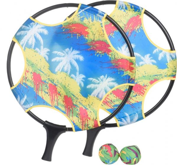 Free and Easy tennisset Splash 4 delig