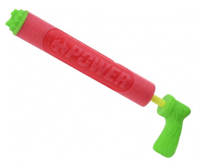 Free and Easy waterspuiter groen rood 39 cm