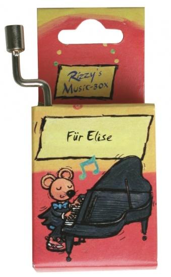 Fridolin Rizzy Muziekdoosje: FUR Elise