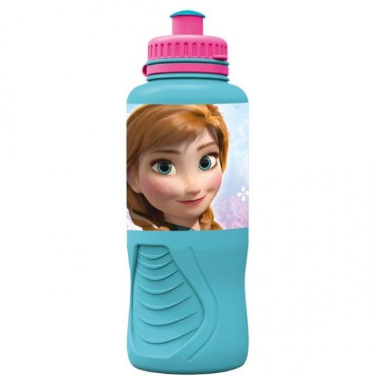 Disney Frozen bidon drinkfles blauw 400 ml kopen