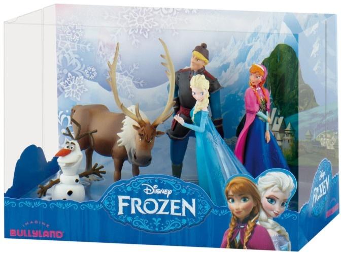 Slaapkamers Frozen : Frozen Disney Deluxe Set
