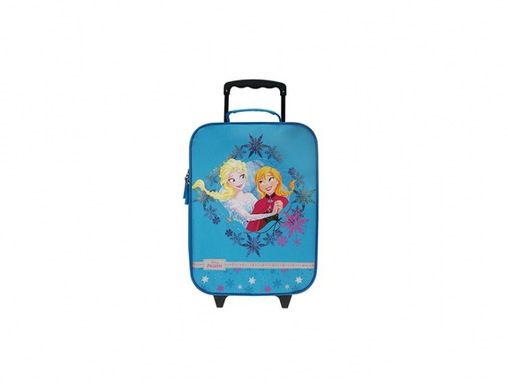Disney Frozen trolley koffer Graceful blauw 16,8 liter