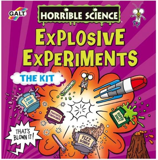 Galt experimenteerset Explosive Experiments (en)