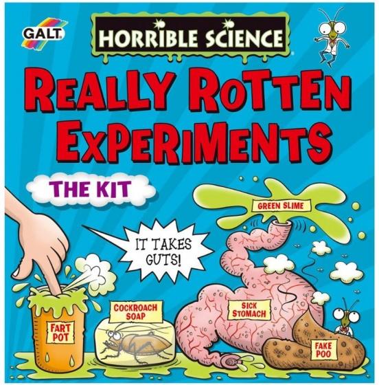 Galt experimenteerset Really Rotten Experiments (en)