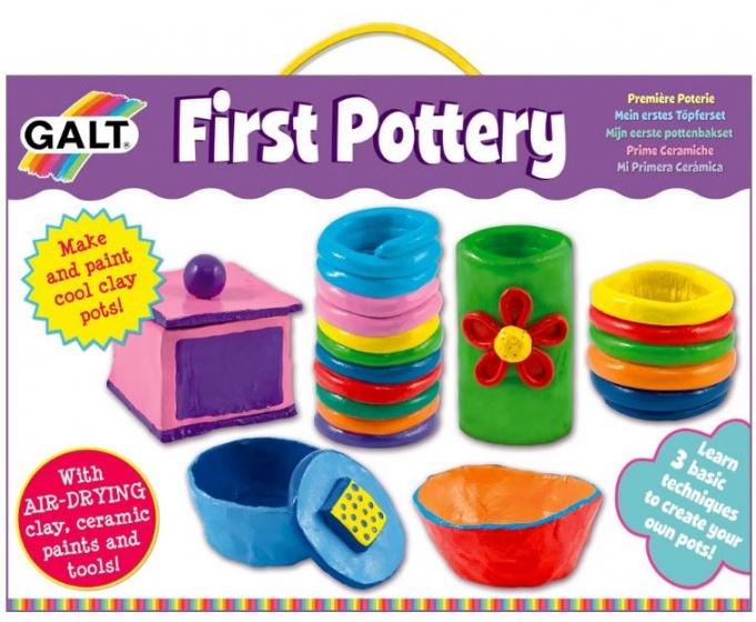 Galt mijn eerste pottenbakset 17 delig