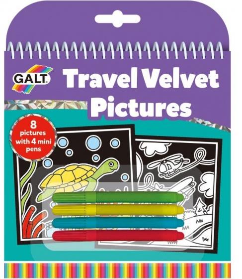 Galt reiskleurset vilten tekeningen maken