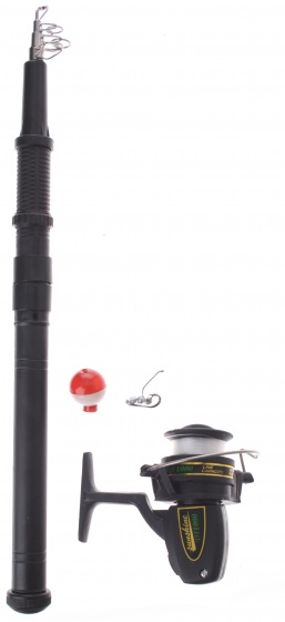 Game On Fishing werphengel 160 cm
