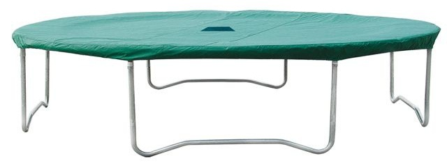 Game on Sport Afdekhoes Trampoline 366 cm groen
